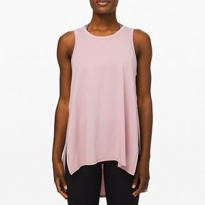Lululemon Long for Length Tank